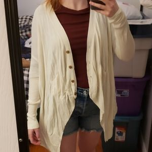 Urban Outfitters Asymmetrical Sweater